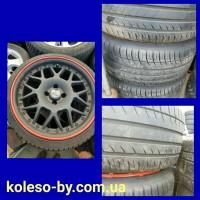 Диски MAZDA 4*100 R17 + Резина 205/45 R17 Michelin