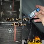 445/45/19.5 Michelin XTA2