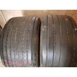 445/45/19.5 Michelin 9 мм,  Continental 12мм