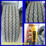 385/65 R22.5 Bridgestone R168