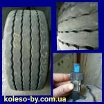 385/55 R22.5  Bridgestone V STEEL RIB R168 (1шт)