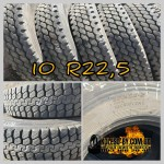 10 R22.5 Bridgestone M840 (5шт)   10 R22.5 Dunlop SP 431 (2шт)