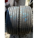 315/60/22.5 Michelin XDA2 2шт +Диски j9.0 R22.5
