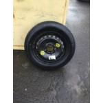 Докатка R15 5*120 BMW + резина 125/90/15 Michelin