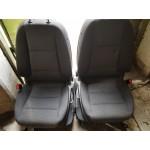 Оригинальные передние сидения VW Audi Skoda
